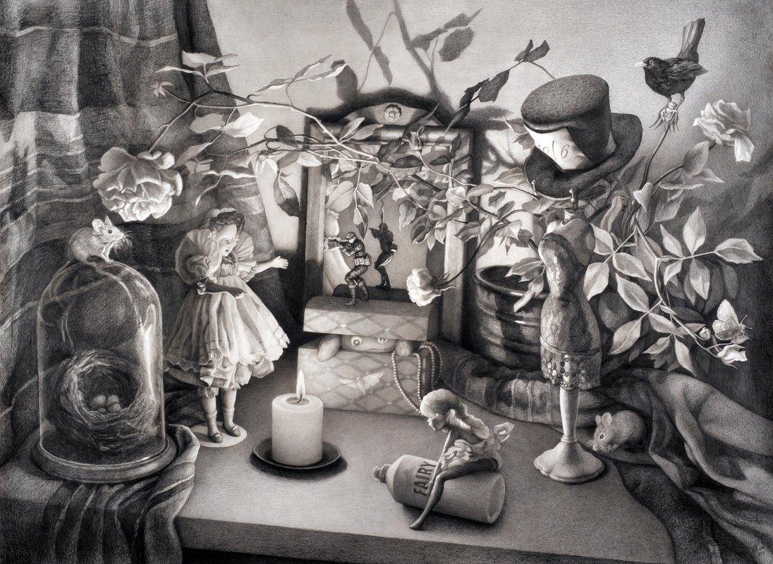 Alice by Amanda Palmer<span>Copyright Amanda Palmer</span>