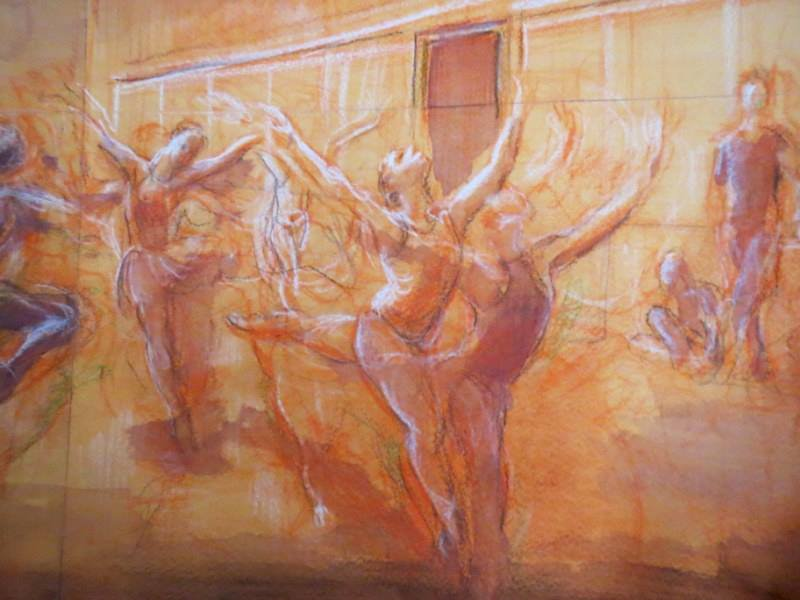 Ballet 2<span>Copyright Laura Footes</span>
