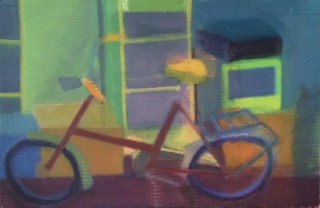 Bicycle<span>Copyright Nadeem Akram</span>