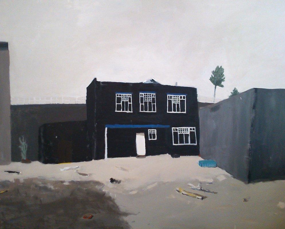 Black House by Alison Boult<span>Copyright Alison Boult</span>