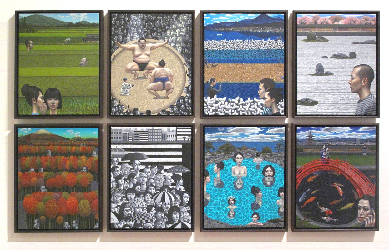 Tokaido Highway Series<span>Copyright Carl Randall</span>