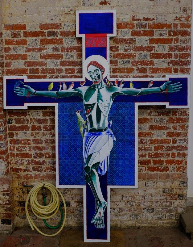 Crucifixion<span>Copyright Thomas Treherne</span>