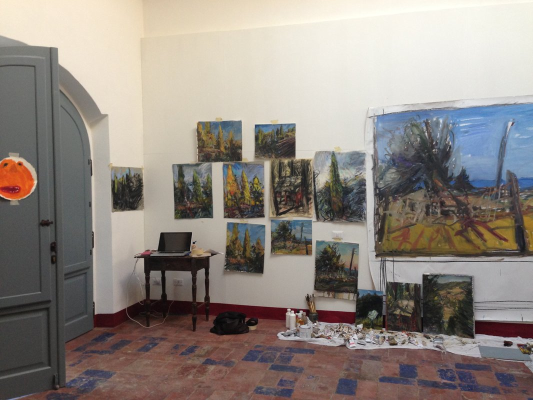 <h3>Summer studio in Italy </h3>