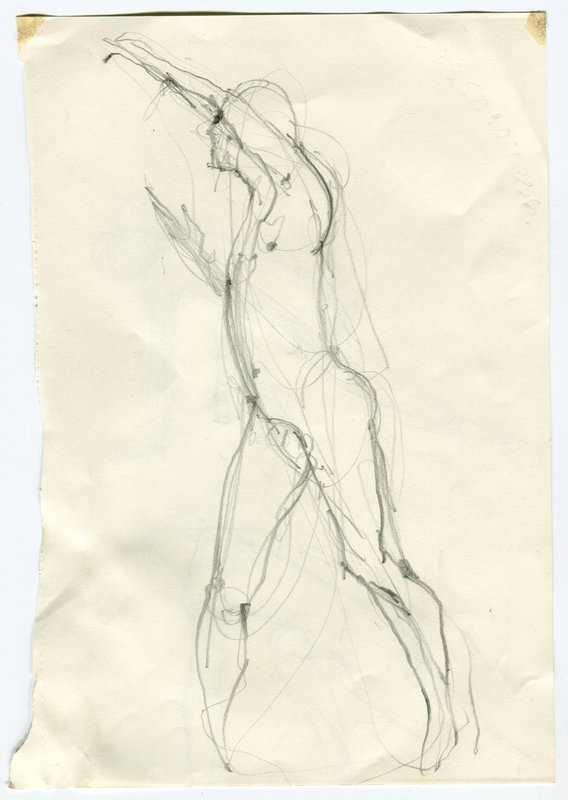 Figure Study<span>Copyright Sharon Brindle</span>