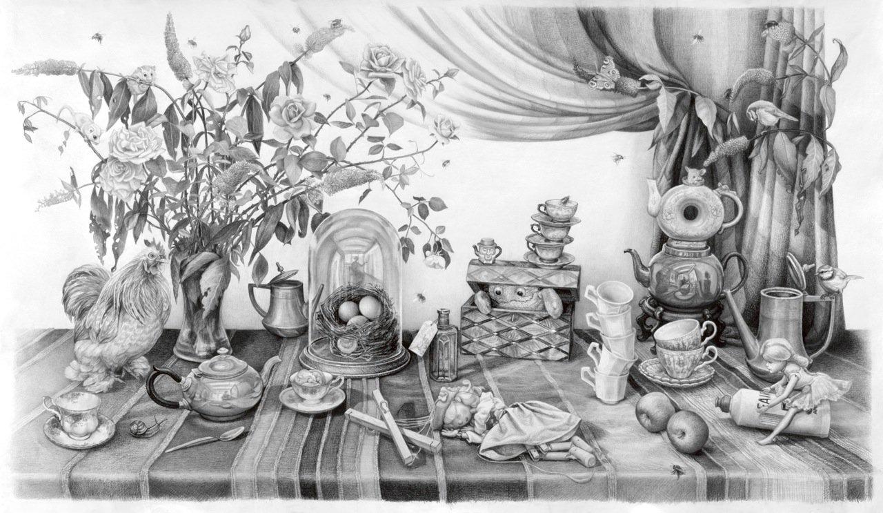 The Tea Party by Amanda Palmer<span>Copyright Amanda Palmer</span>