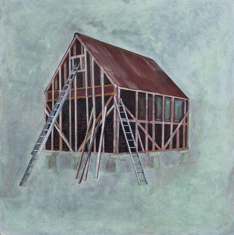 Ghost Barn VI<span>Copyright Emma Inge</span>