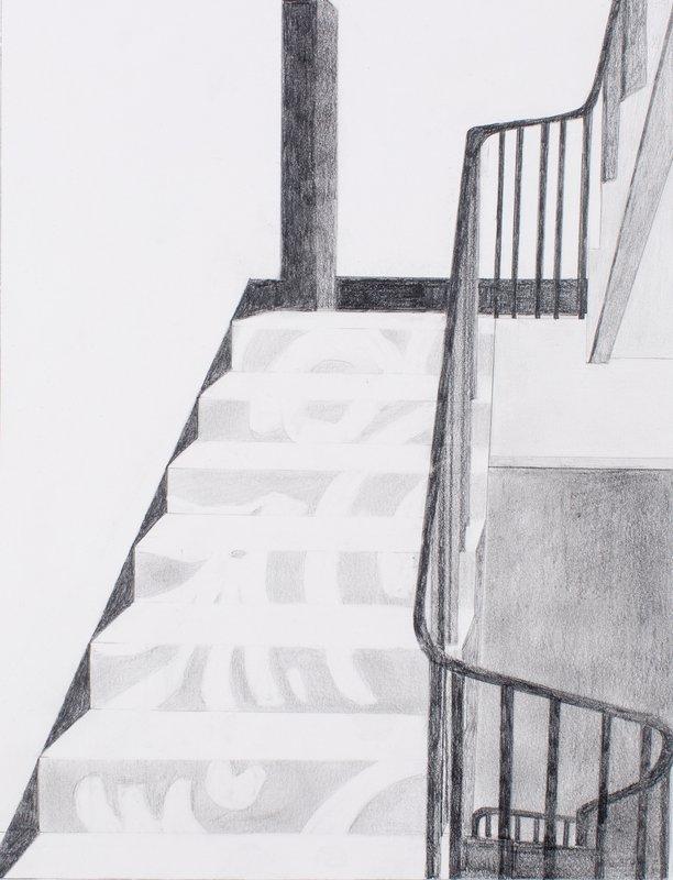Proposal for Interior III. Minerva Estate<span>Copyright Euphrosyne Andrews</span>