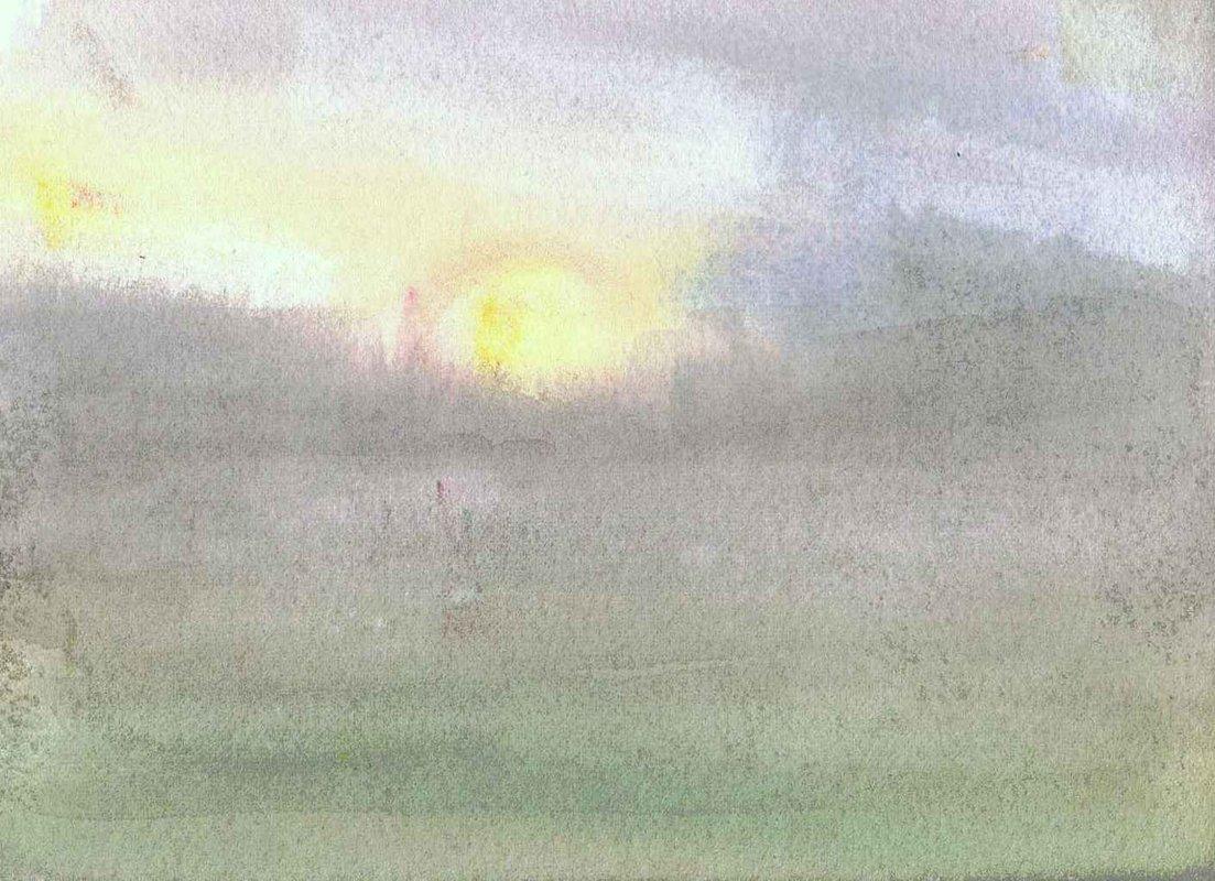 Winter Sun at Regents Park <span>Copyright Sara Lee Roberts</span>