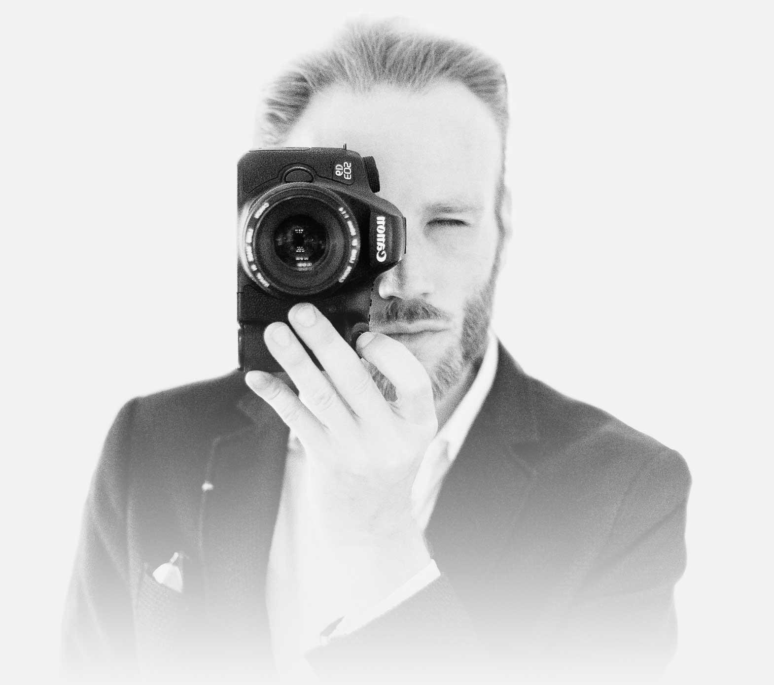 Portrait of Christian Hagen