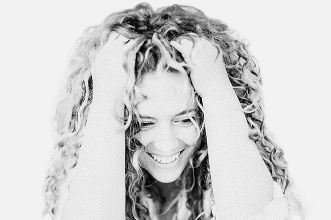 Portrait of Francesca Mey