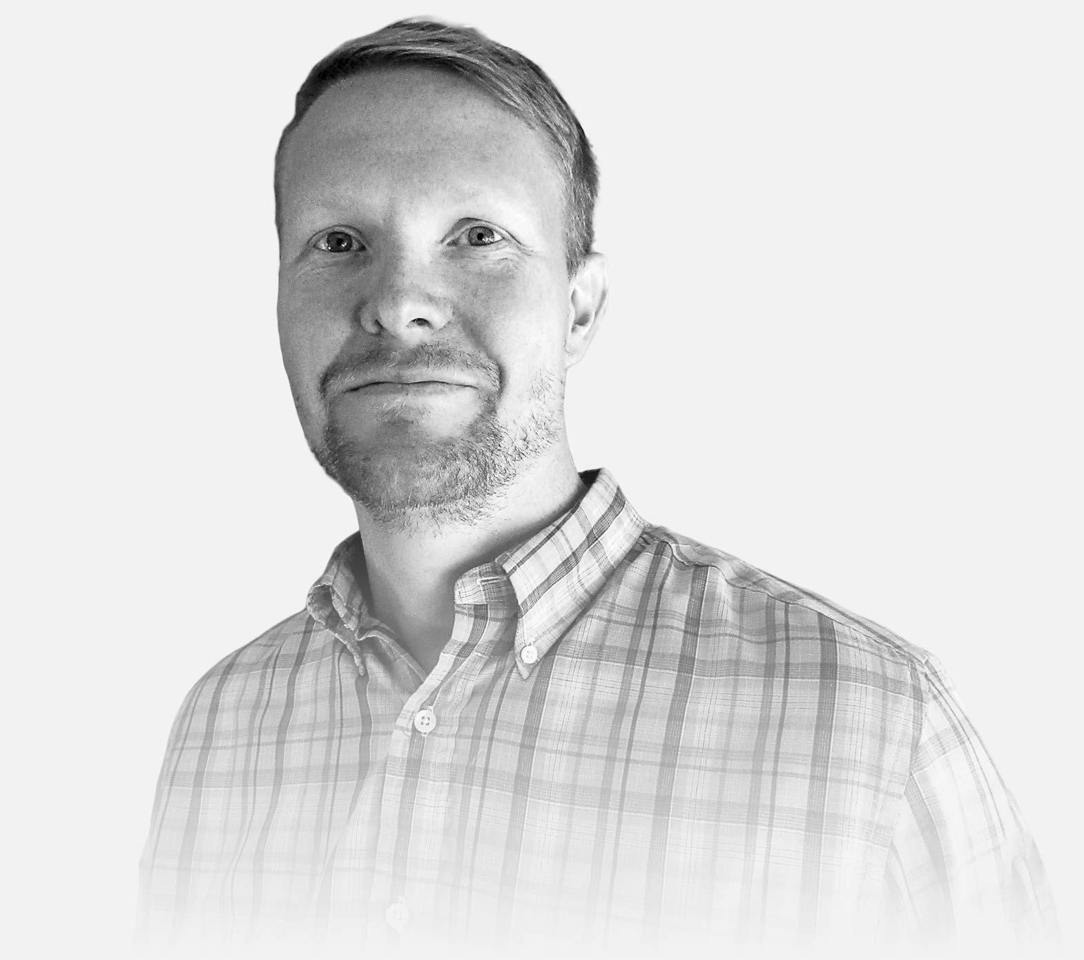 Portrait of Trent Smith