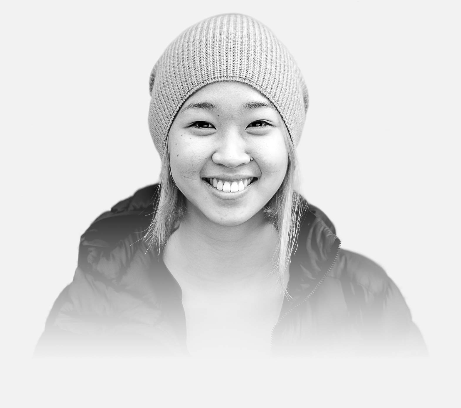 Portrait of Amy Kim