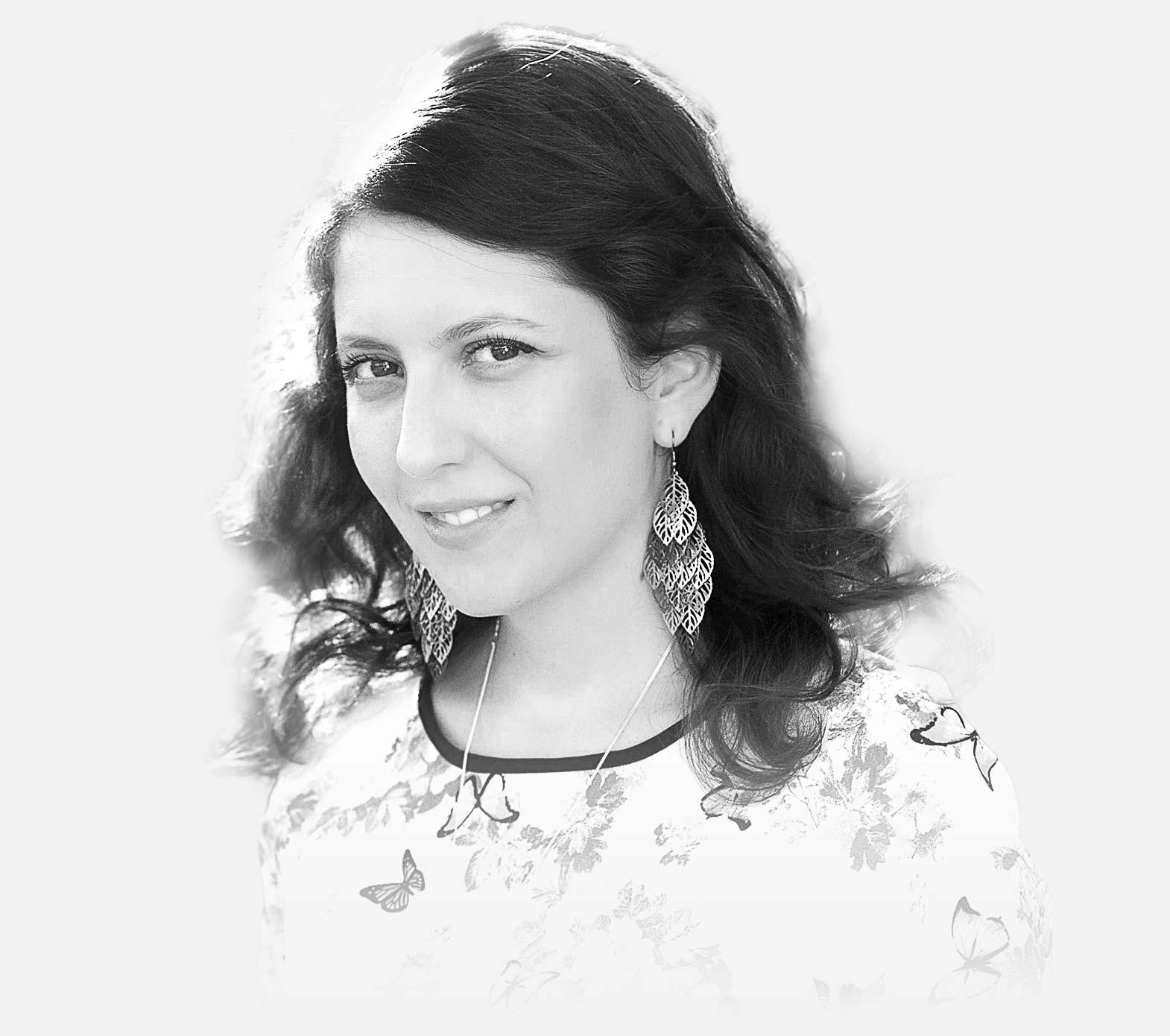 Portrait of Anna Axenov