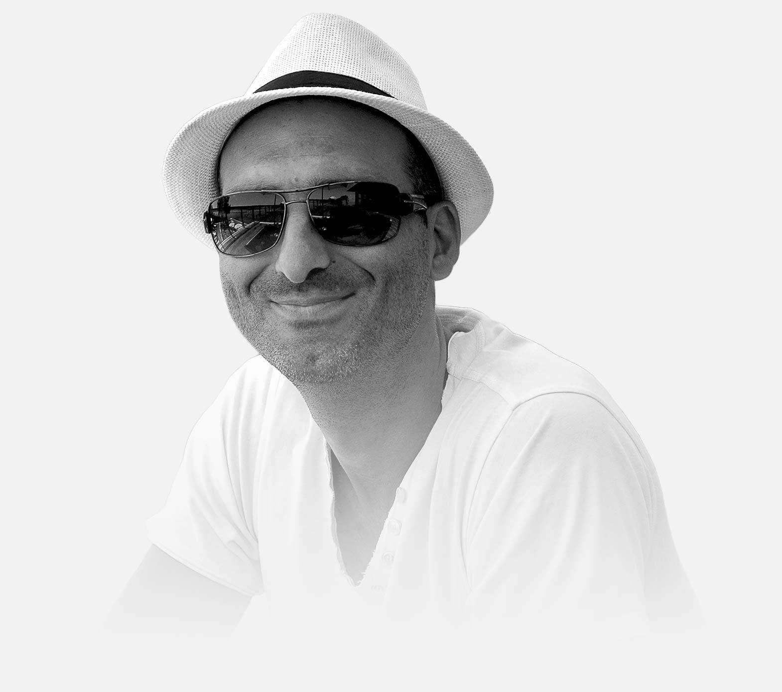 Portrait of Paulo Magalhaes