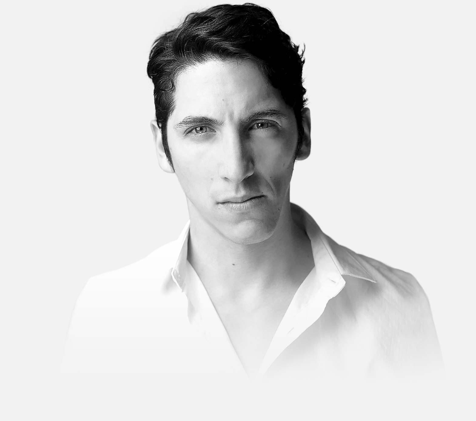 Portrait of Giorgio Schiro
