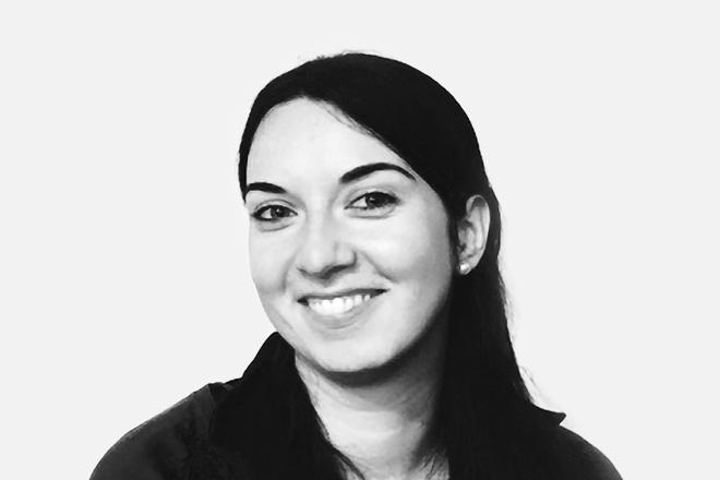 Portrait of Iva Ristic