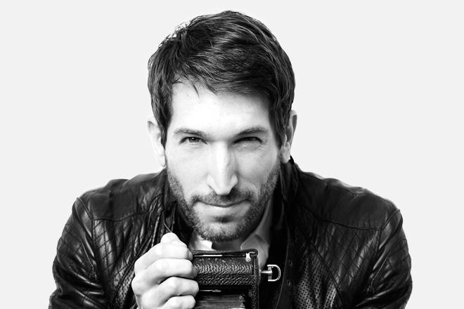 Portrait of Justin Munitz