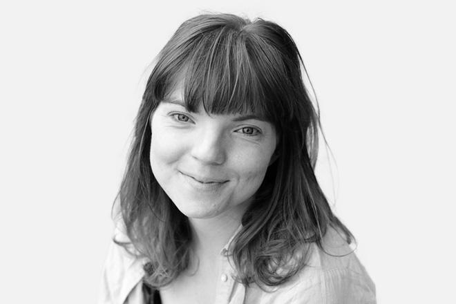 Portrait of Rachel Salmon