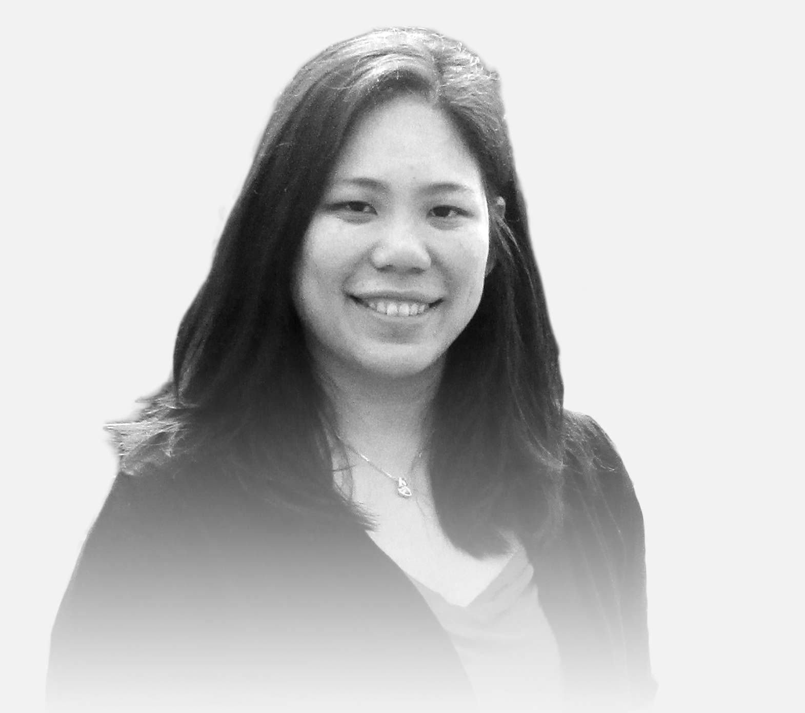 Portrait of Christina Ho