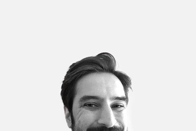 Portrait of Jorge Olino