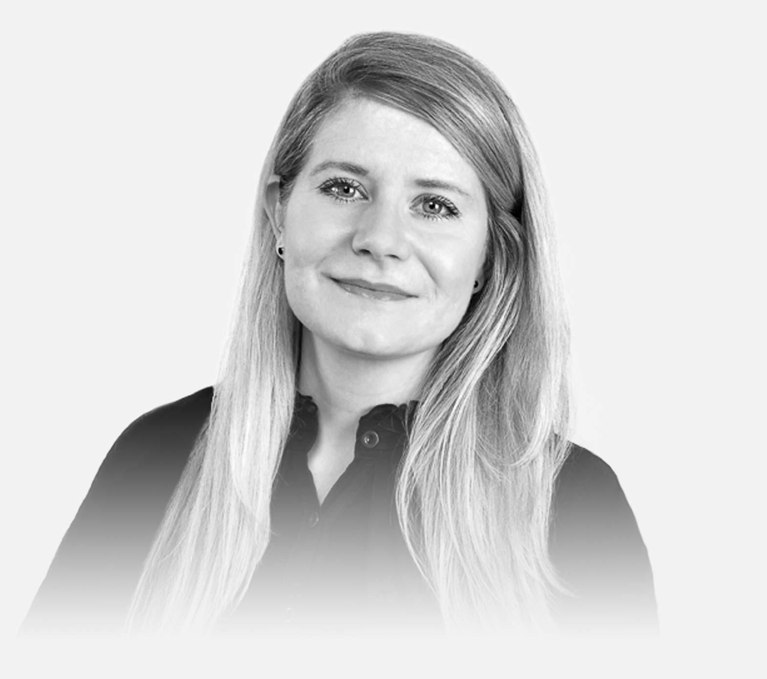 Portrait of Julie Steinhagen