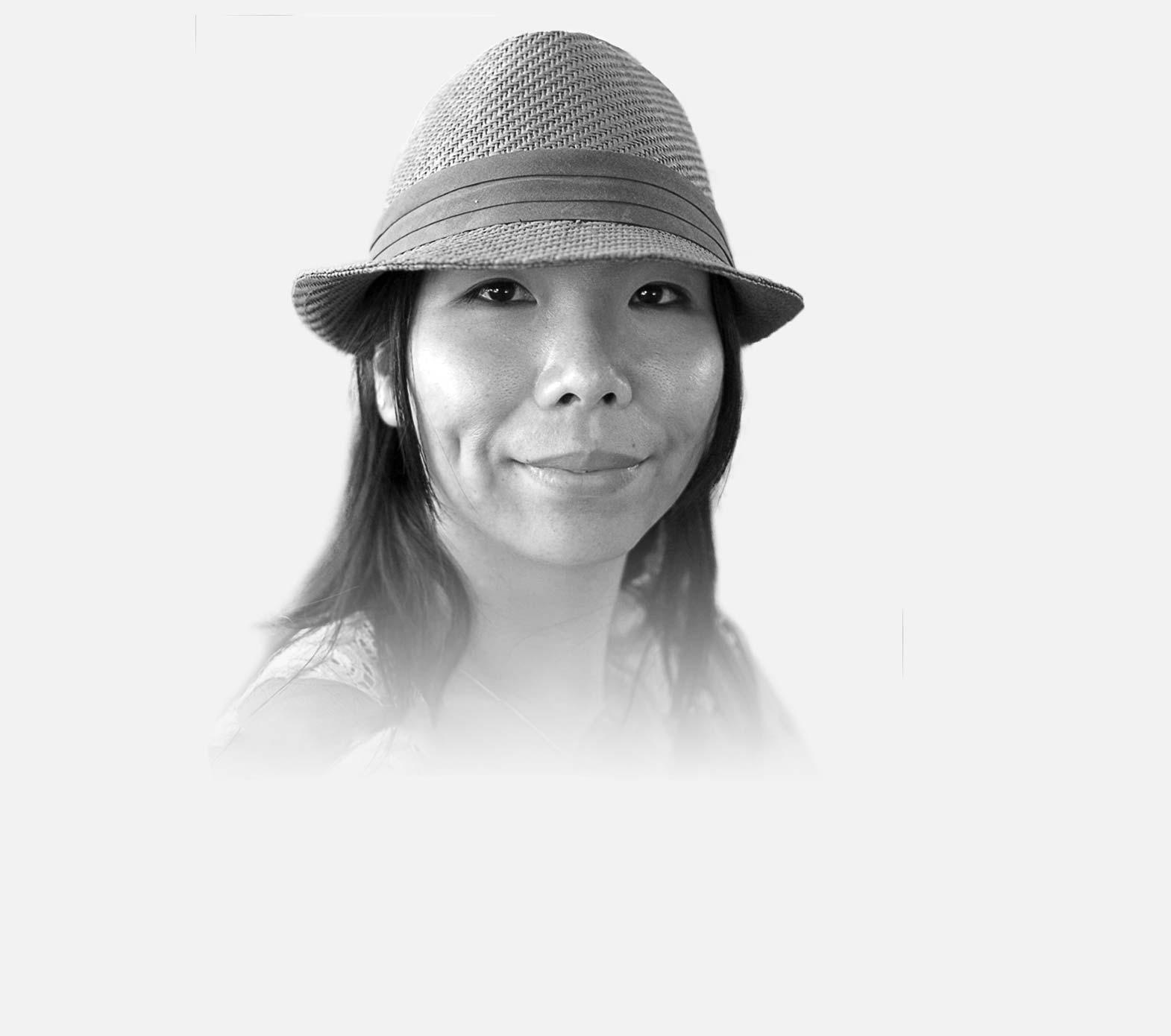 Portrait of Sandy Chen