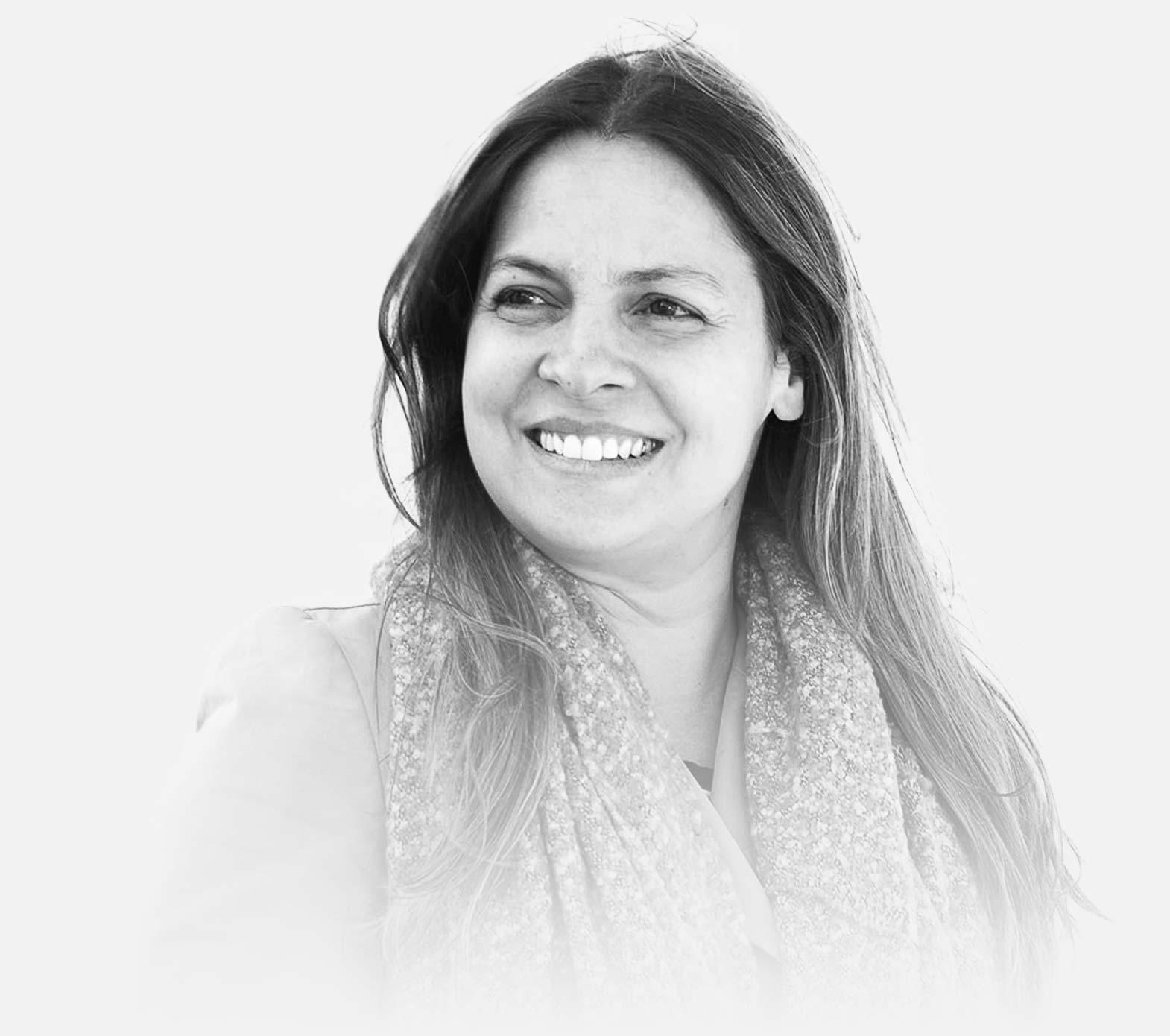 Portrait of Barbara Carneiro