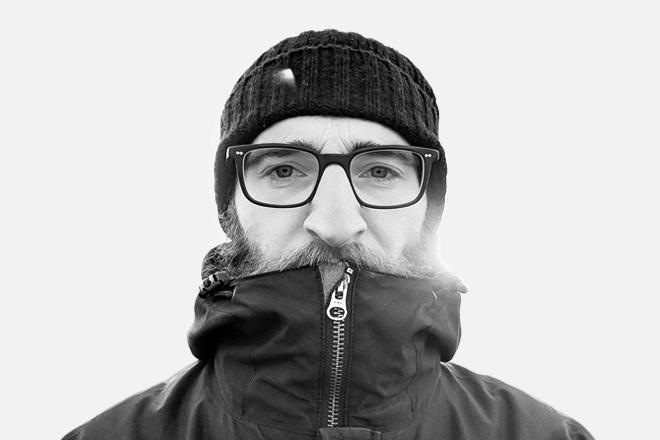 Portrait of Freelance / London