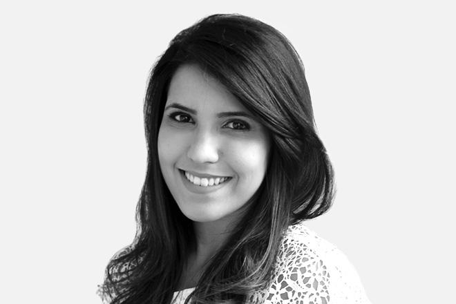 Portrait of Amanda Sanromã