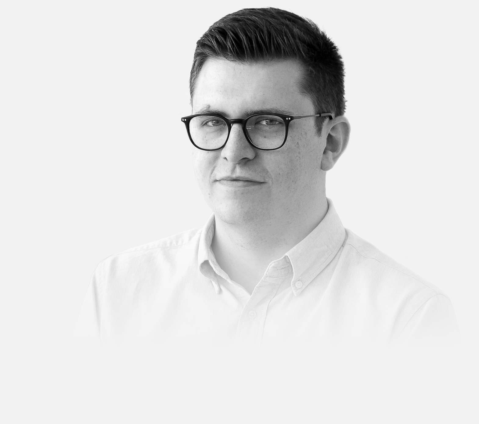 Portrait of Finlay Craig