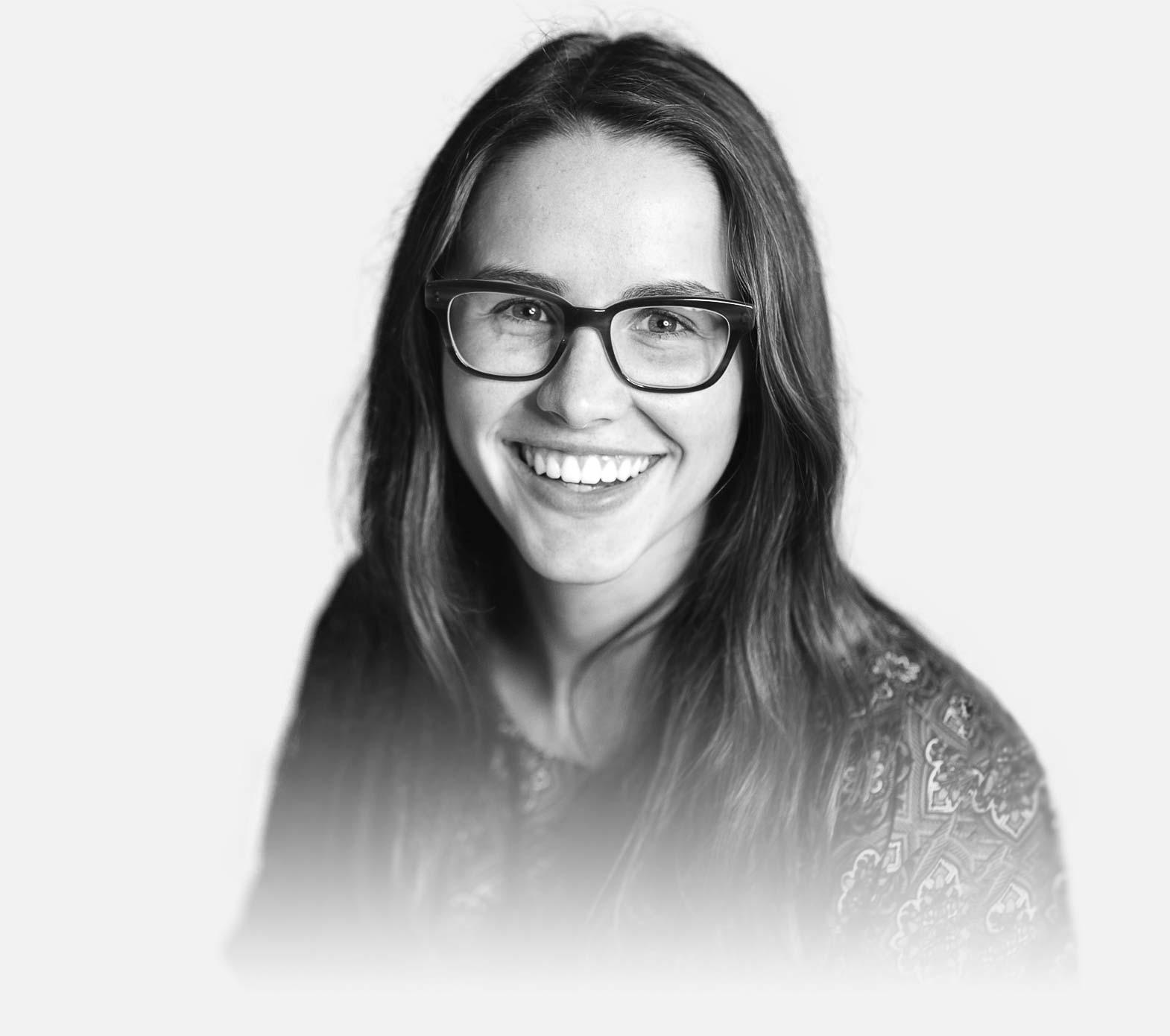 Portrait of Meghan Yabsley
