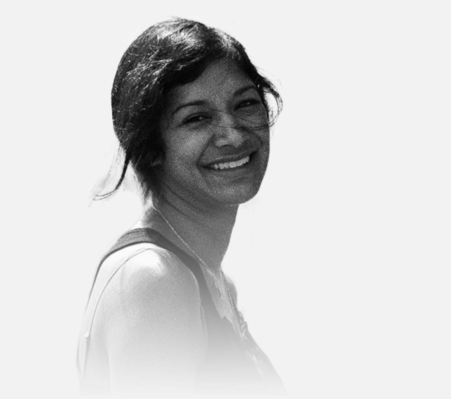 Portrait of Sapna Shah