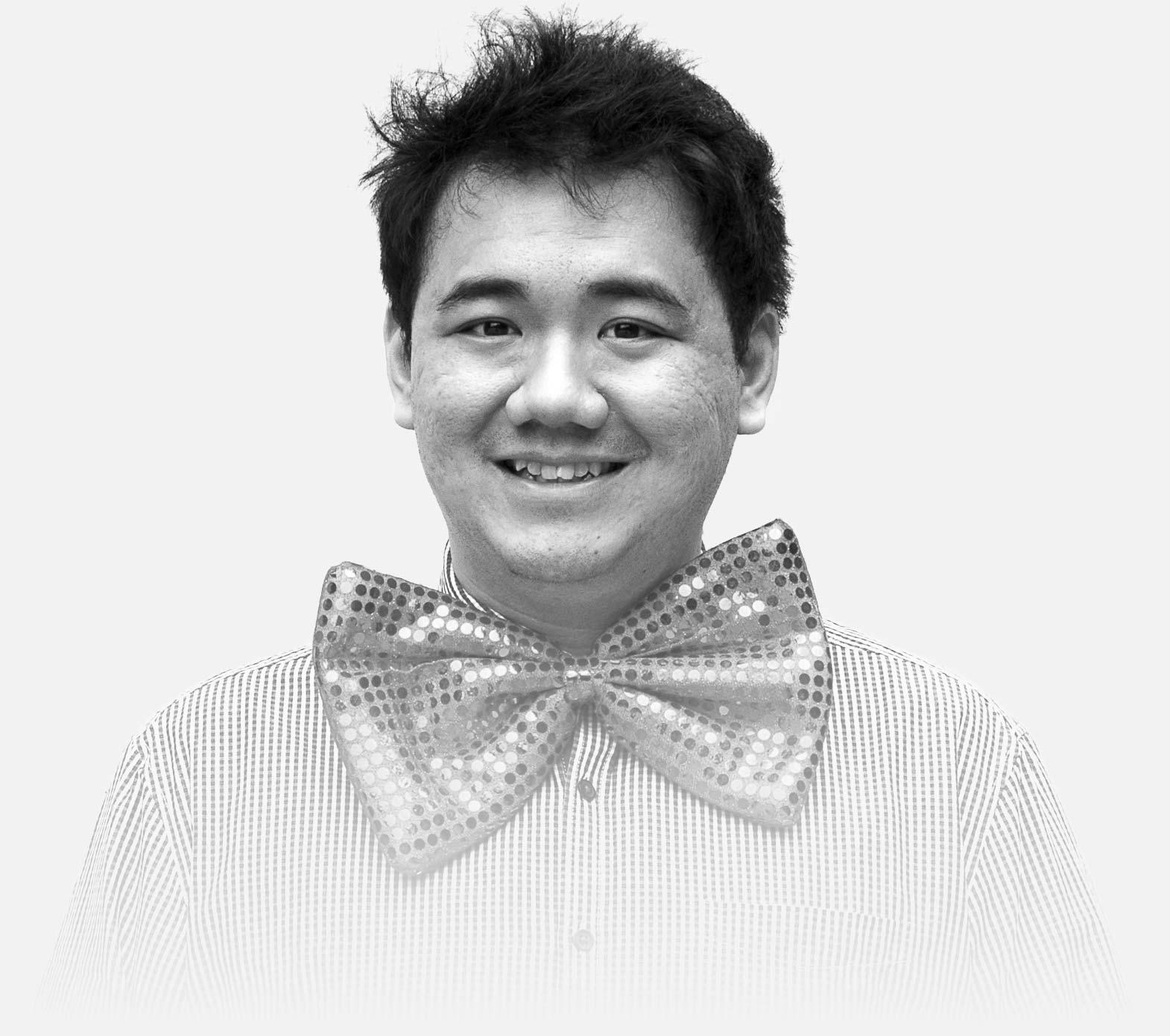 Portrait of Alex Lee