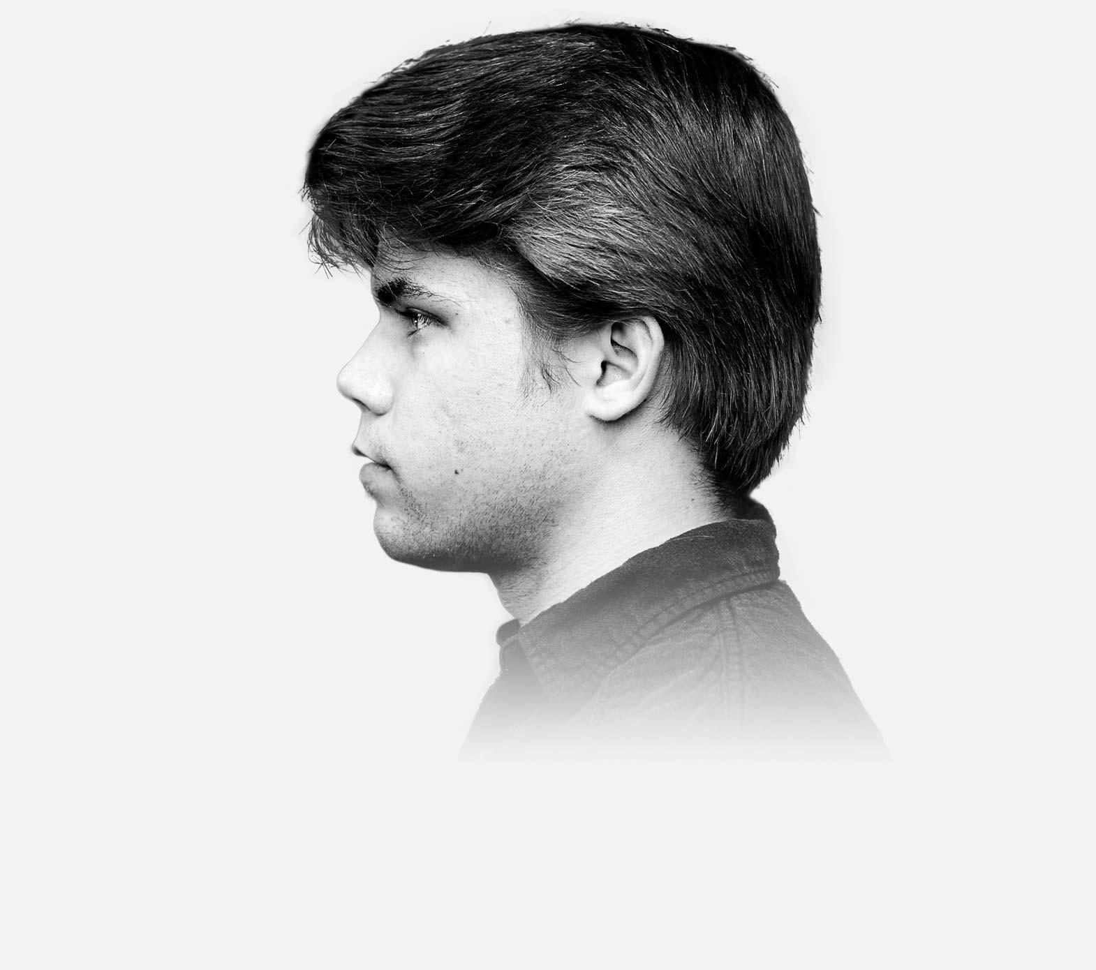 Portrait of Dustin Lippert