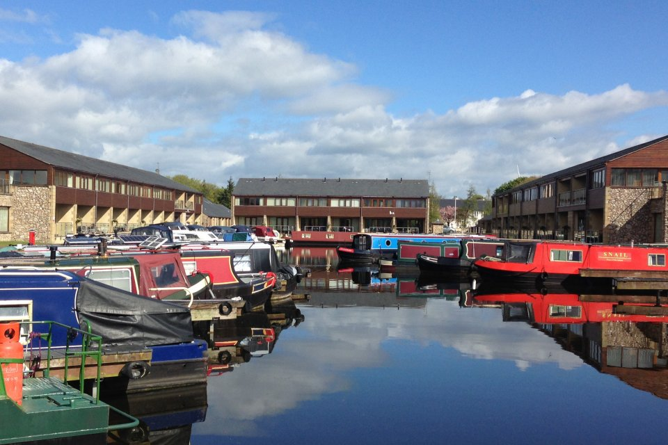 2 Night Midweek Escape at Tewitfield Marina