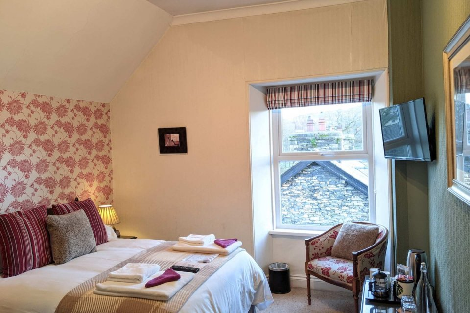2 Night Stay For Two In Superior Room