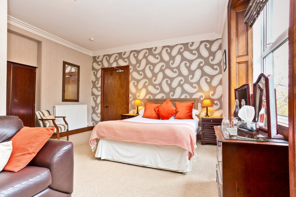 2 Night Stay For Two In Luxury Room
