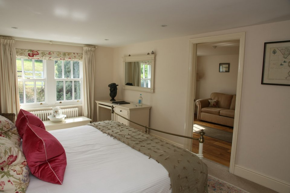 Couple's Bed and Breakfast Midweek Suite Stay