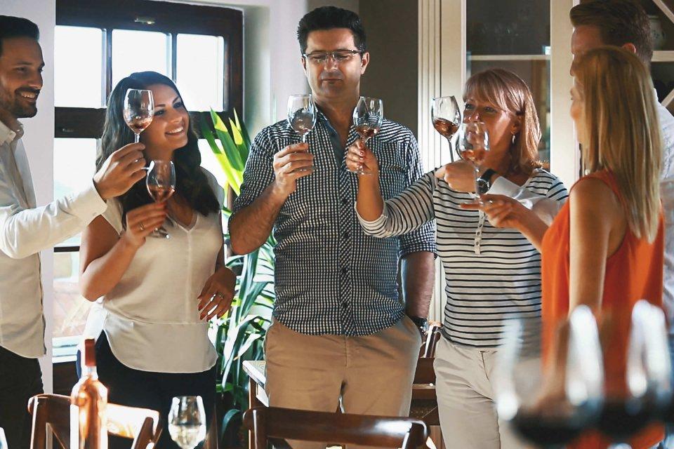 Home Wine Tasting Experience
