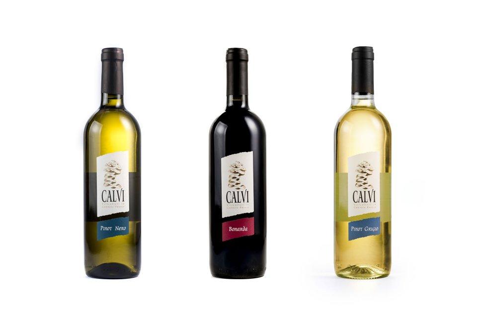3 Bottles of Wine Gift Package