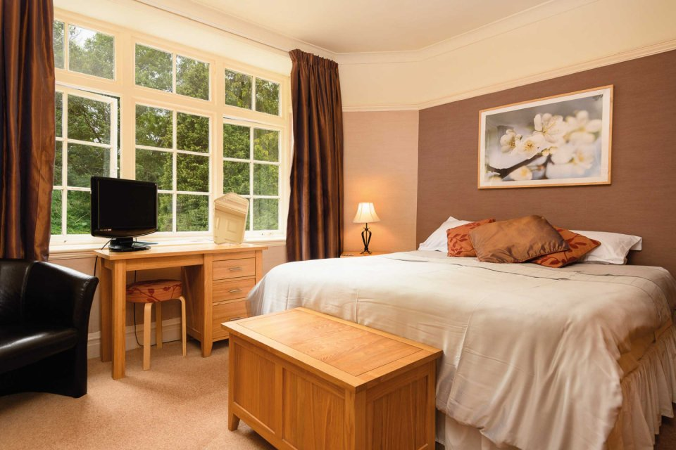 Woodlands Country Hotel escape