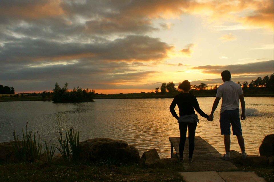 Romantic Glamping Break