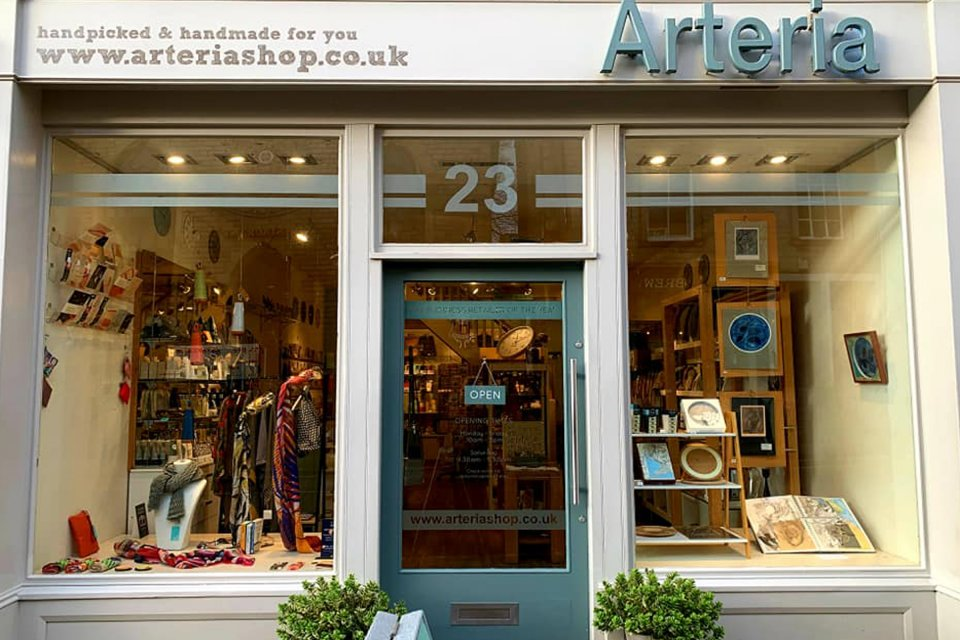 ARTERIA SHOP AND GALLERY VOUCHER