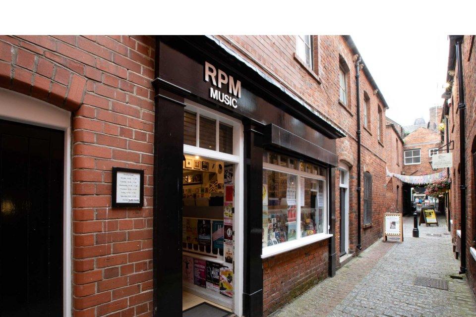 RPM Music's Vinyl Voucher
