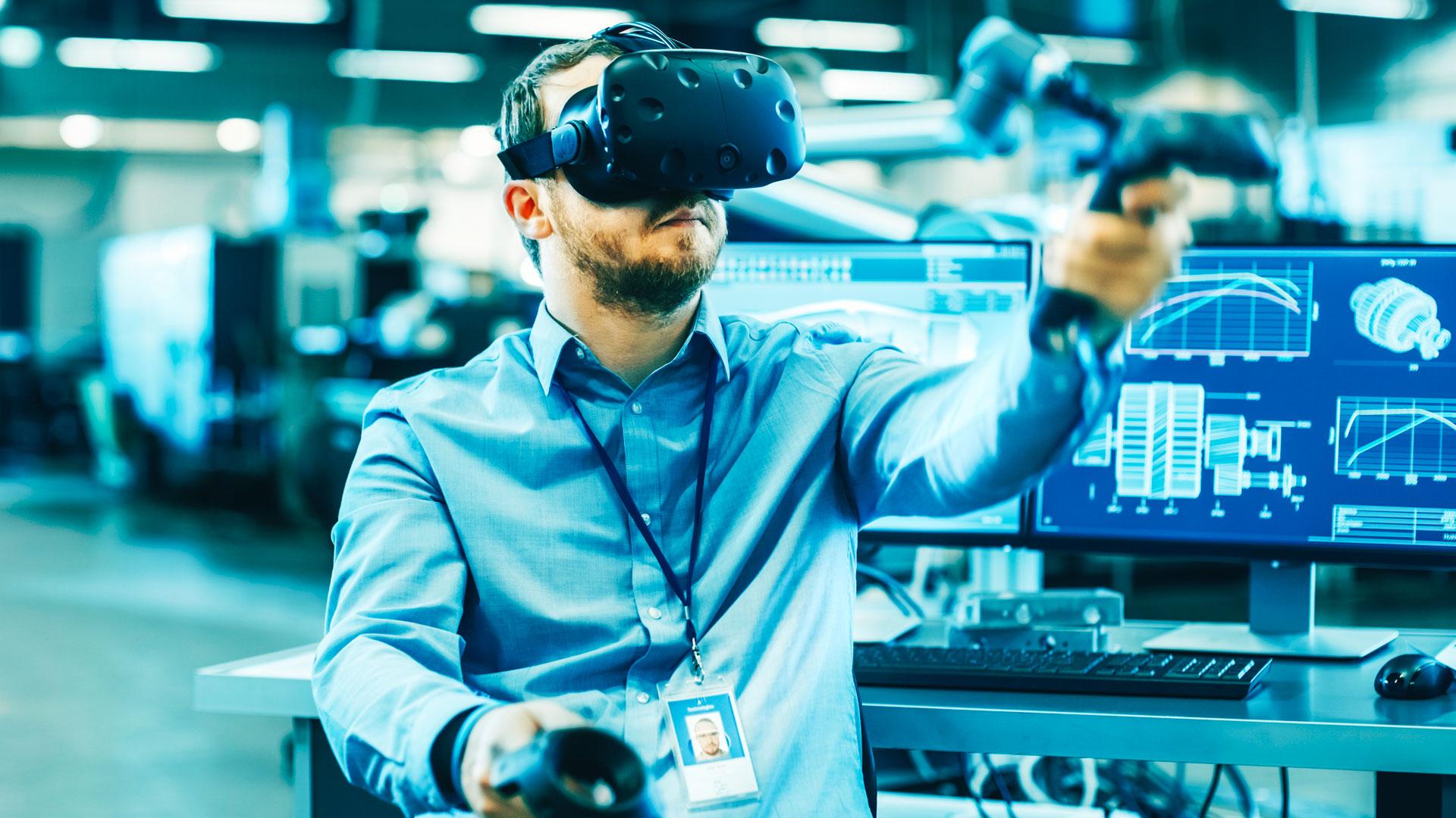 Realtà Virtuale 3D