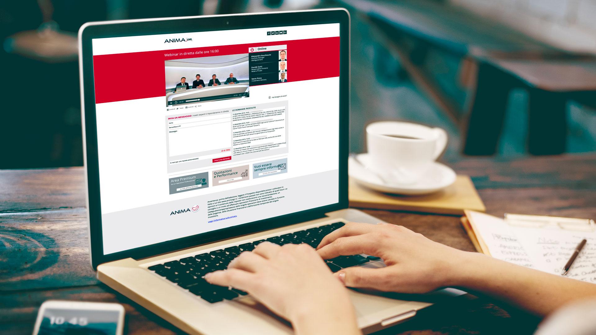 Registrare Webinar