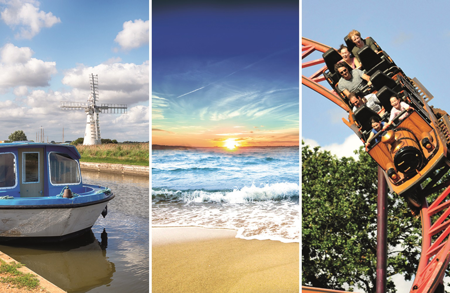 Big Sky Country: Norfolk gems, attractions, beaches and enchanting waterland