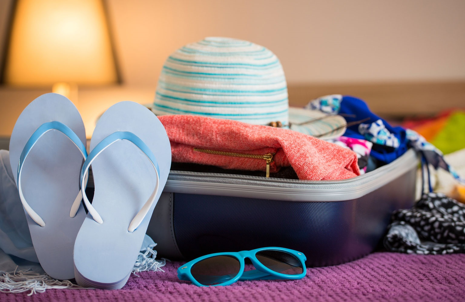 In my bag I packed…your guide to what to take on your staycation