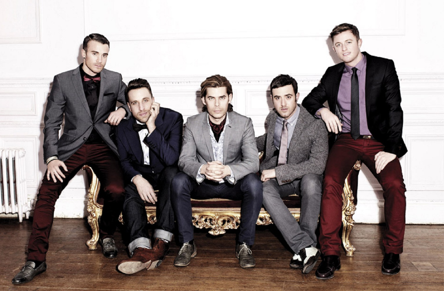 Talking skydives, Xbox and Christmas with Mike from The Overtones