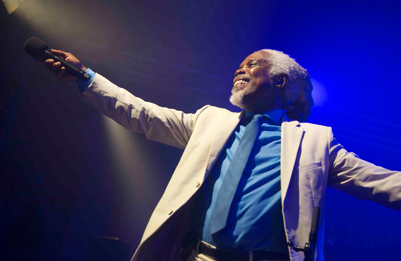 Billy Ocean to make waves at Potters